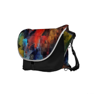 Mindless Abandon Messenger Bag