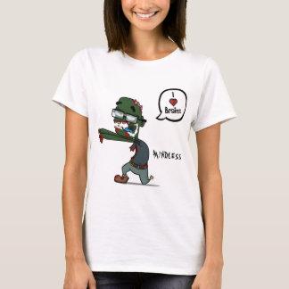 Mindless zombie T-Shirt