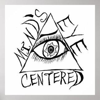 Mind's Eye Centered - Poster