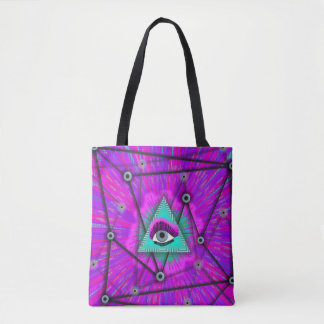 Mind's Eye Tote Bag