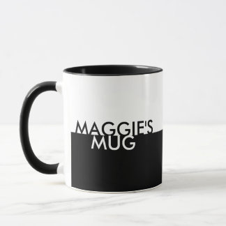 MINE 325 ml Ringer Combo Mug