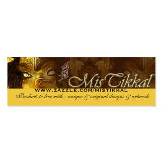 mine business card