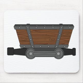 Mine Cart Mouse Pad