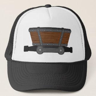 Mine Cart Trucker Hat