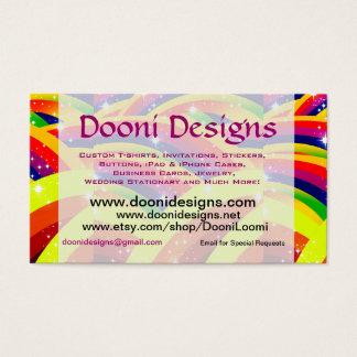 mine mine mine business card