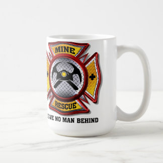 MINE RESCUE COFFEE MUG