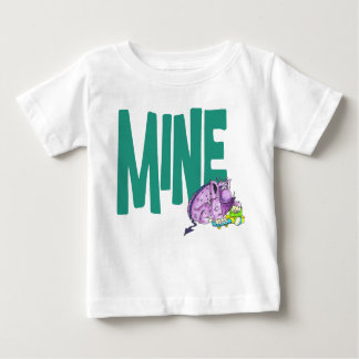 Mine (white) baby T-Shirt