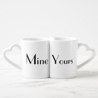 Mine & Yours Mug Set