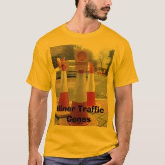 Miner Cones, Miner Traffic Cones T-Shirt