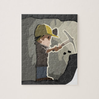 Miner Jigsaw Puzzle