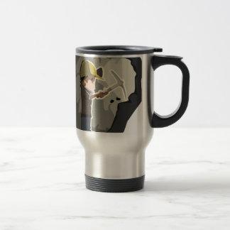 Miner Travel Mug