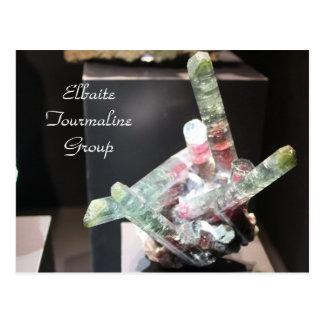 Minerals & Gems # 90 Postcard