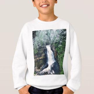 Miners Falls Upper Peninsula Michigan Sweatshirt