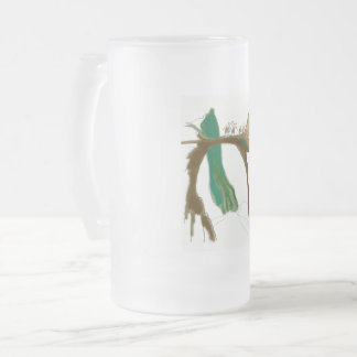 Mines of Moria (TM)  Glass Mug