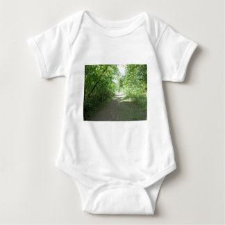 Mines of Spaine, Dubuque, Iowa Baby Bodysuit