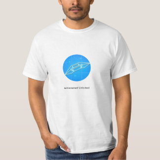 MineStorm Achievement Unlocked T-Shirt