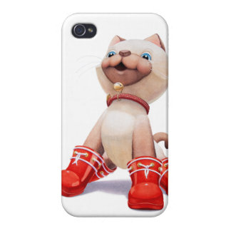 Ming Kitten iPhone4 Case iPhone 4/4S Covers
