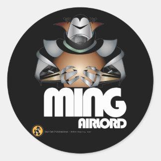 Ming Sticker