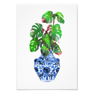Ming Vase Photo Print