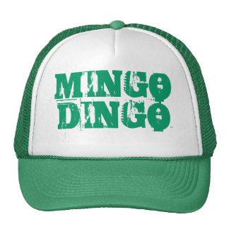 MINGO DINGO TRUCKER HAT (Lil' MARTIAN REMIX)
