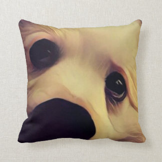Mini American Eskimo Cushion
