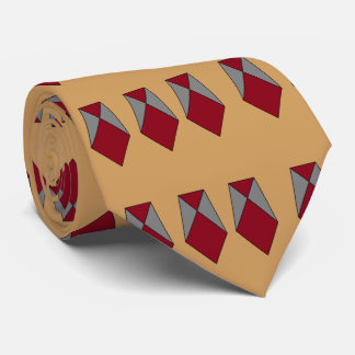 Mini arrowhead necktie