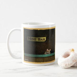 """mini bar..."" coffee mug"