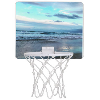Mini Basketball Goal with a view. Mini Basketball Hoop