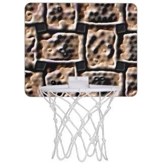 Mini Basketball Hoop - Brick Effect