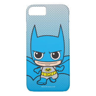 Mini Batman Running iPhone 7 Case