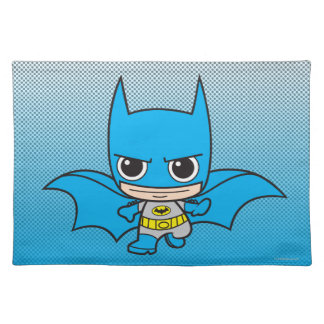 Mini Batman Running Placemat