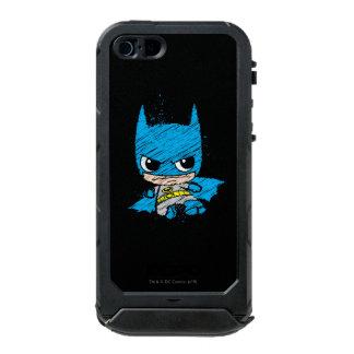 Mini Batman Sketch Incipio ATLAS ID™ iPhone 5 Case