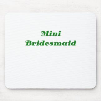 Mini Bridesmaid Mousepads