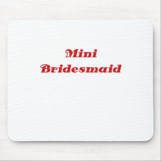 Mini Bridesmaid Mousepad