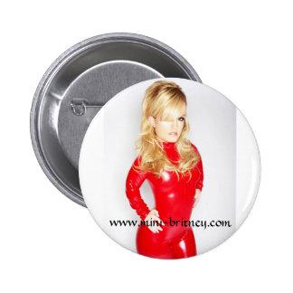 Mini-Britney Flair 6 Cm Round Badge