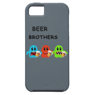 Mini Brothers Beer Bar by Mini Brothers Tough iPhone 5 Case