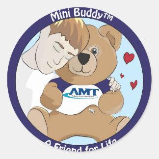 Mini Buddy ONEderful's Sticker