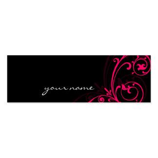 MINI BUSINESS CARD :: fabulously 7