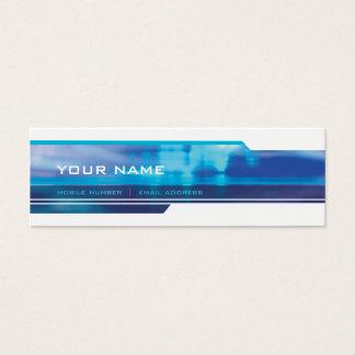 MINI BUSINESS CARD :: slick 3