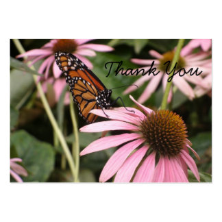 Mini Butterfly Notecard Pack Of Chubby Business Cards