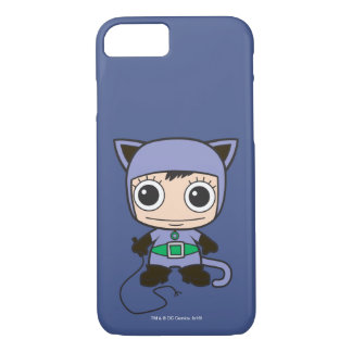 Mini Cat Woman iPhone 8/7 Case