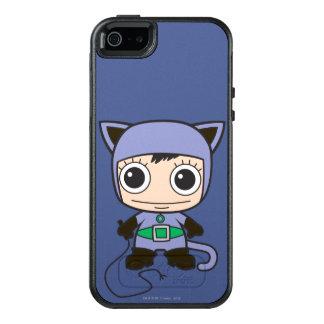 Mini Cat Woman OtterBox iPhone 5/5s/SE Case
