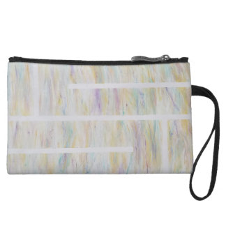 Mini Clutch Purse - Modern Art