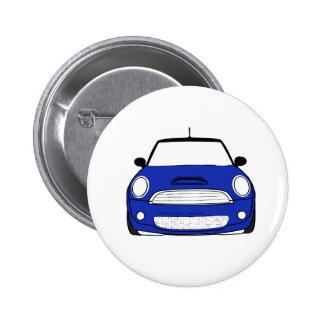 Mini Cooper Button