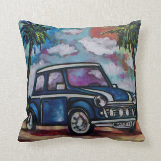 Mini Cooper Cushion