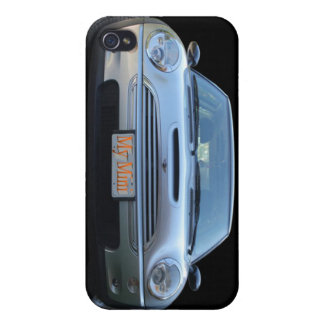 Mini Cooper Covers For iPhone 4
