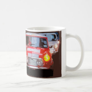 Mini Cooper Italian Job Event Mug