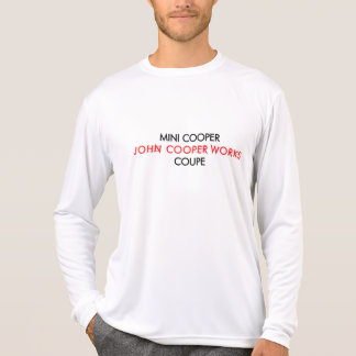 Mini Cooper John Cooper Works Coupe T-Shirt