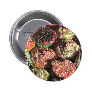 Mini Cupcakes Button Badge
