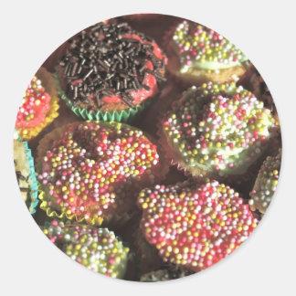 Mini Cupcakes Stickers